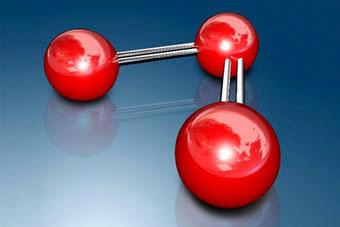 Molecole Ozono