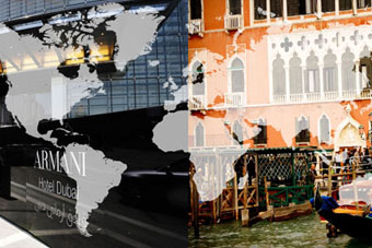 Scent Company presenza internazionale